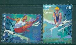 UN Vienna 1997 Sport CTO Lot65981 - Vienna – International Centre