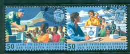 UN Vienna 1998 Peacekeeping CTO Lot65974 - Vienna – International Centre