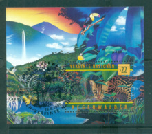 UN Vienna 1998 Rainforests, Ocelot MS CTO Lot66096 - Vienna – International Centre