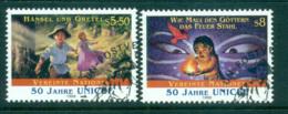 UN Vienna 1998 UN Anniv. CTO Lot65972 - Vienna – International Centre
