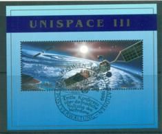 UN Vienna 1999 UNISPACE III MS CTO Lot66091 - Vienna – International Centre