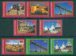 UN Vienna 2000 World Heritage, Spain CTO Lot65989 - Wien - Internationales Zentrum