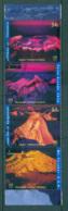 UN Vienna 2002 Intl. Year Of Mountains Str 4 CTO Lot66015 - Vienna – International Centre