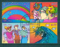 UN Vienna 2002 Sustainable Development Blk 4 CTO Lot66070 - Wien - Internationales Zentrum