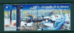 UN Vienna 2003 Intl. Year Of Freshwater CTO Lot65960 - Vienna – International Centre