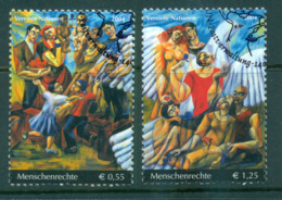 UN Vienna 2004 Human Rights CTO Lot65961 - Wien - Internationales Zentrum
