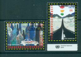 UN Vienna 2004 Road Safety CTO Lot65874 - Wien - Internationales Zentrum