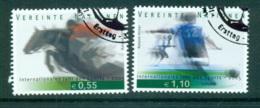 UN Vienna 2005 Intl. Year Of Sports CTO Lot65966 - Vienna – International Centre