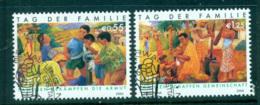 UN Vienna 2006 Intl. Year Of Families CTO Lot65962 - Vienna – International Centre