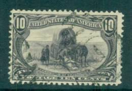 USA 1898 Sc#290 10c Trans-Mississippi Exposition FU Lot67207 - Zonder Classificatie