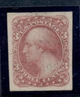 USA 1903 Sc#184E4k 3c Washington Essay - Unclassified
