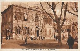 06)   VALLAURIS  - La Mairie - Vallauris