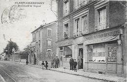 94)   PLAN CHAMPIGNY  - Boulevard De Nogent  (  Librairie  ) - Frankreich