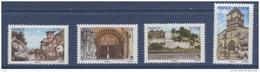 4949 à 4952 Du Bloc Les Chemins De St Jacques De Compostelle Faciale 4x0,95 € - Neufs