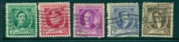 USA 1940 Sc#879-83 Famous Americans- Composers FU Lot33658 - Estados Unidos