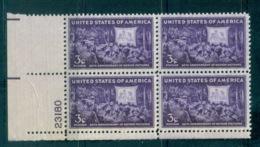 USA 1944 Sc#926 Motion Picture Anniv. PB#23180 MUH Lot67610 - Vereinigte Staaten