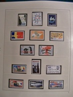 EUROPA COLLECTION 1995 / 1999  QUASI COMPLETE TIMBRES NEUFS** LUXE / ANNEES SUIVANTES A SUIVRE - Collections