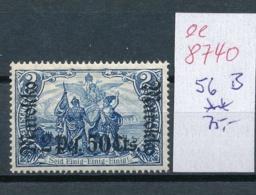 DP.in Marokko  Nr. 56 B ** (ee8740   ) Siehe Scan - Deutsche Post In Marokko