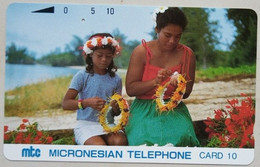 MT-05  Mother And Child - Northern Mariana Islands