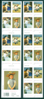 USA 2003 Sc#3807a Mary Cassatt Paintings Blkt 20 MUH Lot33740 - United States