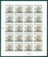 USA 2004 Sc#3869 USS Constellation Pane 20 MUH Lot33728 - United States