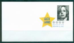 USA 2005 Sc#3943 Greta Garbo FDC Lot33737 - United States