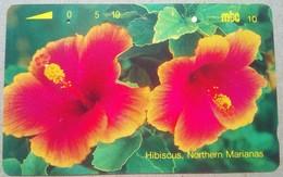 MT-07  Hibiscus 10 Units - Northern Mariana Islands