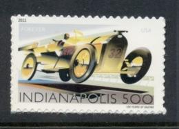 USA 2011 Indianapolis 500, Cars MUH - United States