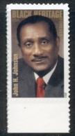 USA 2012 Black Heritage, John Johnson MUH - United States