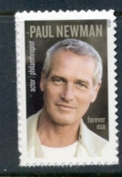 USA 2015 Paul Newman MUH - United States