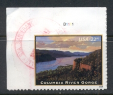 USA 2016 Columbia River Gorge $22.95 FU - Vereinigte Staaten