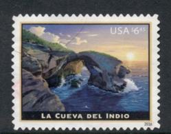 USA 2017 La Cueva Del Indio $6.45 FU - United States