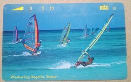 MT-09  Windsurfing    10 Units - Noordelijke Marianen