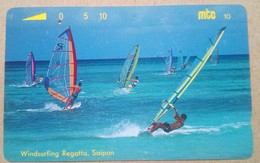 MT-09  Windsurfing    10 Units - Northern Mariana Islands
