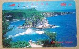 MT-11 Bird Island 25 Units - Noordelijke Marianen