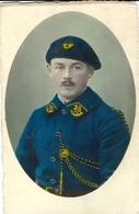 """CARTE-PHOTO 1921- GLEIWITZ ( Pologne -Silésie )  """" Doux Souvenir De Ton Frère """" - Guerres - Autres"""