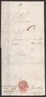 L. Datée 5 Août 1688 De TOURNAY Pour Marchand à LILLE (voir Texte) - 1621-1713 (Pays-Bas Espagnols)