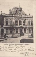 ANTWERPEN INSTITUT  SUPERIEUR DU COMMERCE / D.V.D 5866 - Antwerpen