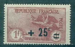 FRANCE N°168 Nxx TB Cote : 74 € (maury) - France