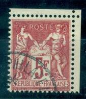 FRANCE N° 216 Oblitéré (verso Avec Gomme) Signé R. Calves TB Cote : 160 € - Frankreich