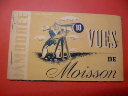 Scoutisme - Jamborée De Moisson (Belgique) - 1947 - Carnet De 7 Vues - Album Souvenir - Belgium
