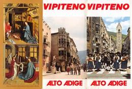 "07607 ""VIPITENO - STERZING (BO)"" PIEGHEVOLE PUBBL. TURIST. ORIG. - Dépliants Turistici"