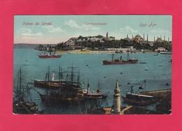 Old Post Card Of Constantinople, Istanbul, Turkey  J19. - Turkey