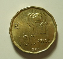 Argentina 100 Pesos 1977 - Argentine