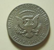 USA 1/2 Dollar 1980 - Émissions Fédérales