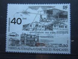 VEND BEAU TIMBRE DE POSTE AERIENNE DES T.A.A.F. N° 104 , XX !!! - Poste Aérienne