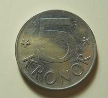 Sweden 5 Kronor 1991 - Suède