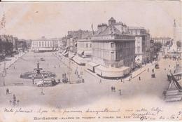 CPA -   BORDEAUX - Allées De Tourny Et Cours Du XXX Juillet - Bordeaux