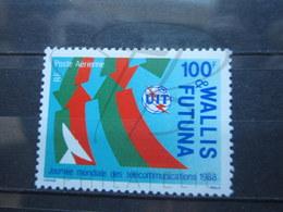 VEND BEAU TIMBRE DE POSTE AERIENNE DE WALLIS ET FUTUNA N° 162 , XX !!! - Airmail