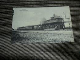 Nederland  Holland     Heeze   Station  Statie  Gare   Trein  Train   1917 - Nederland